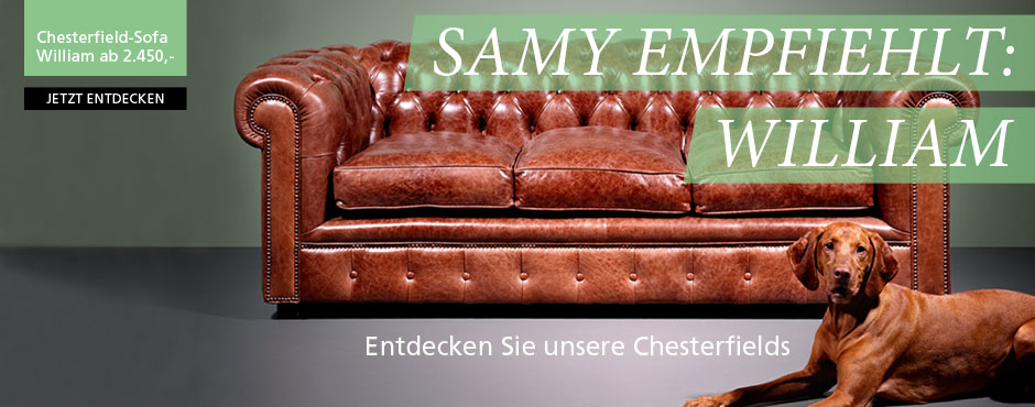 Chesterfield Samy