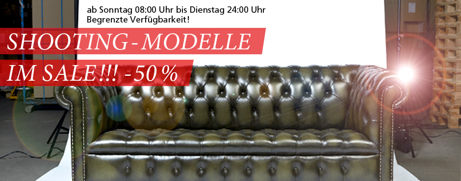 Shooting-Modelle im Sale!!! -50%